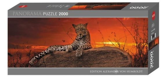 Puzzle Red Dawn Panorama 2000 Teile
