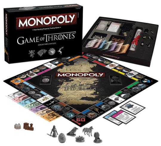 Monopoly – Game of Thrones Collector's Edition