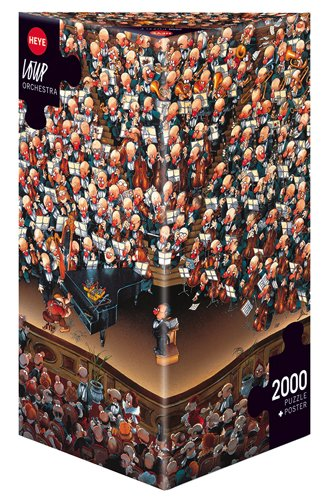 Puzzle Orchestra 2000 Teile